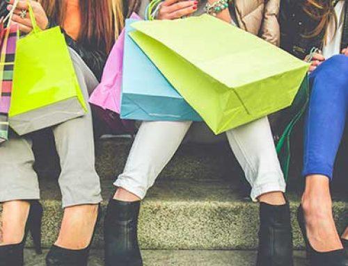 Efectos psicológicos de las compras (shopping)