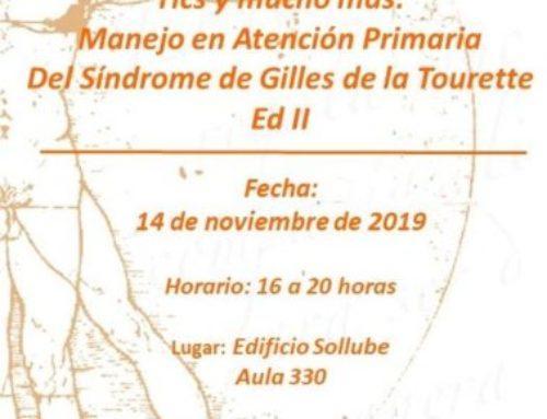 Manejo en Atención Primaria  Del Síndrome de Gilles de la Tourette Ed II