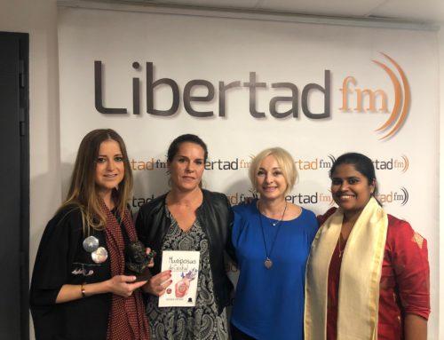 Entrevista a Natalia Ortega en Libertad FM