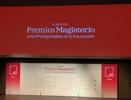 XI EDICIÓN Premios MAGISTERIO a los Protagonistas de la Educación
